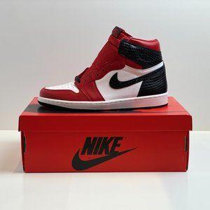 Nike Air Jordan 1 High OG Satin Snake Chicago
